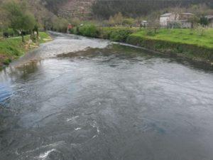 Estado del río Eo