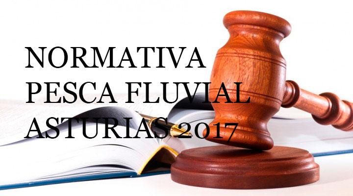 Normativa de pesca fluvial en Asturias