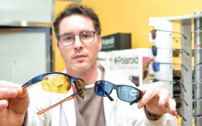 Gafas polarizadas para la pesca del salmón