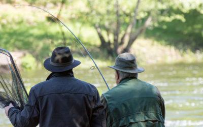 Kilómetros de pesca sin muerte