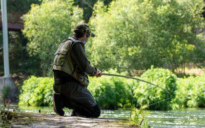 Presentación solicitudes de pesca fluvial 2022